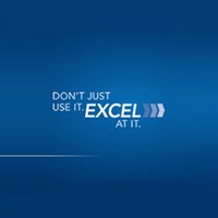 Excel series pdt